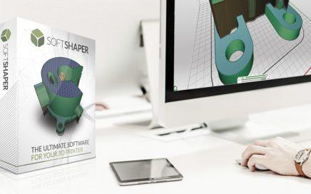 SOFTSHAPER cadcam voor 3D printen
